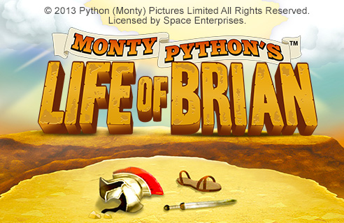 Monty Pyhton's Life of Brian Slots Jackpots New Games Game