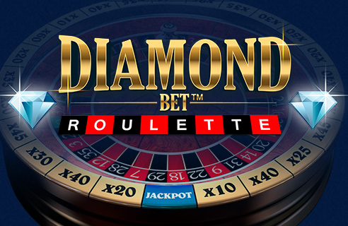 Diamond Bet Roulette Jackpots Table New Games Game