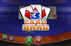 3 Card Brag Card New Games Game