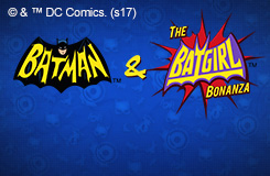 Batman & The Batgirl Bonanza Slots Jackpots New Games Game