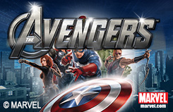 The Avengers Slots Jackpots Movie Slots Movie Slots Game