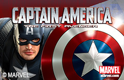 Captain America Slots Jackpots Movie Slots Game