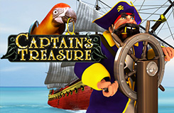 Captain's Treasure Slots New Games Game