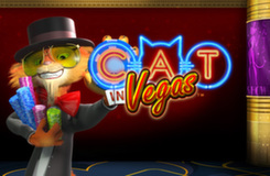 Cat in Vegas Slots Jackpots Game