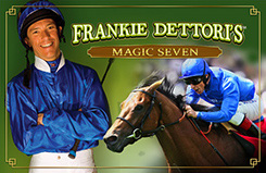 Frankie Dettori's Magic Seven Slots Game