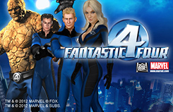 Fantastic Four Slots Jackpots Game