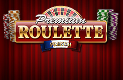 Premium French Roulette Table Table Game