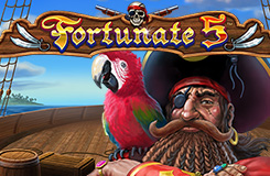 Fortunate 5 Slots Jackpots New Games Game