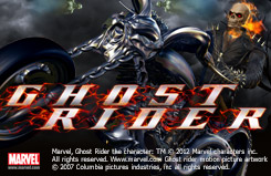 Ghost Rider Slots Game