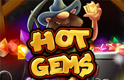 Hot Gems Slots Game