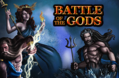 Battle of the Gods Slots Game