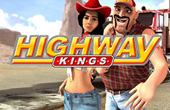 Highway Kings Slots Game
