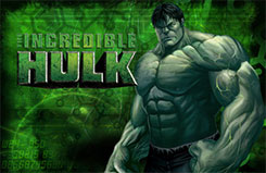 The Incredible Hulk Slots Jackpots Game