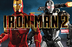 Iron Man 2 Slots Jackpots Game