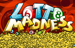 Lotto Madness Slots Arcade Game