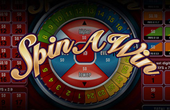 Spin a Win Arcade Game