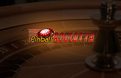 Pinball Roulette Arcade Table Game