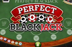 Perfect Blackjack Card Game