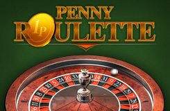 Penny Roulette Table New Games Game