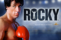 Rocky Slots Movie Slots Game