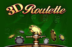 Roulette 3D Table Table Game