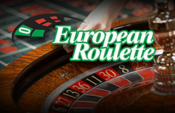 European Roulette Table Game