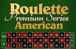 Premium American Roulette Table Table Game
