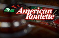 American Roulette Table Game