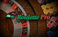 Roulette Pro Table Table Game