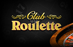Club Roulette Table Game