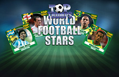 Top Trumps World Football Stars Slots Game
