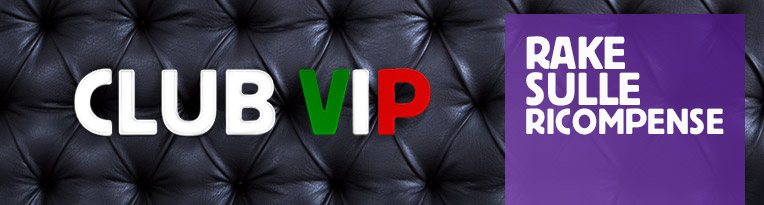 Benvenuto  al VIP club di Betfair Poker