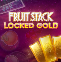 Fruit Stack Locked Gold